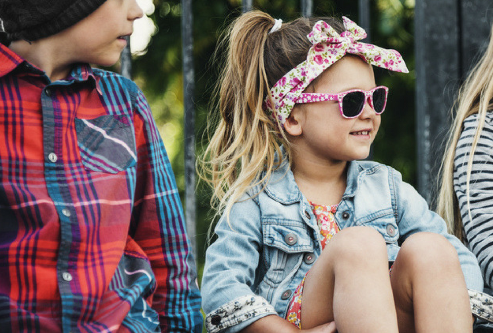 HOW DID WE BECOME OUR KIDS STYLISTS?