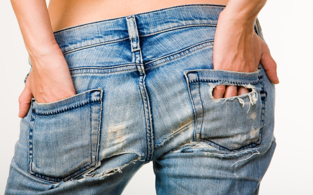 DO YOU OWN A PAIR OF FAT JEANS?