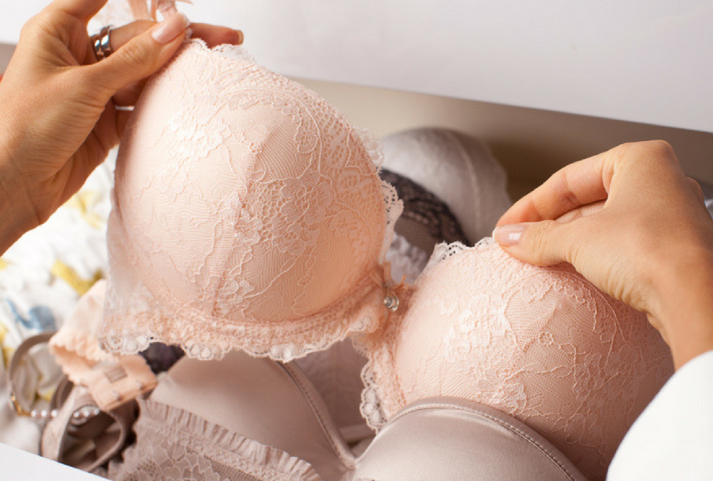 HOW OFTEN SHOULD WE BE WASHING OUR BRAS, UNDERWEAR AND SHEETS?