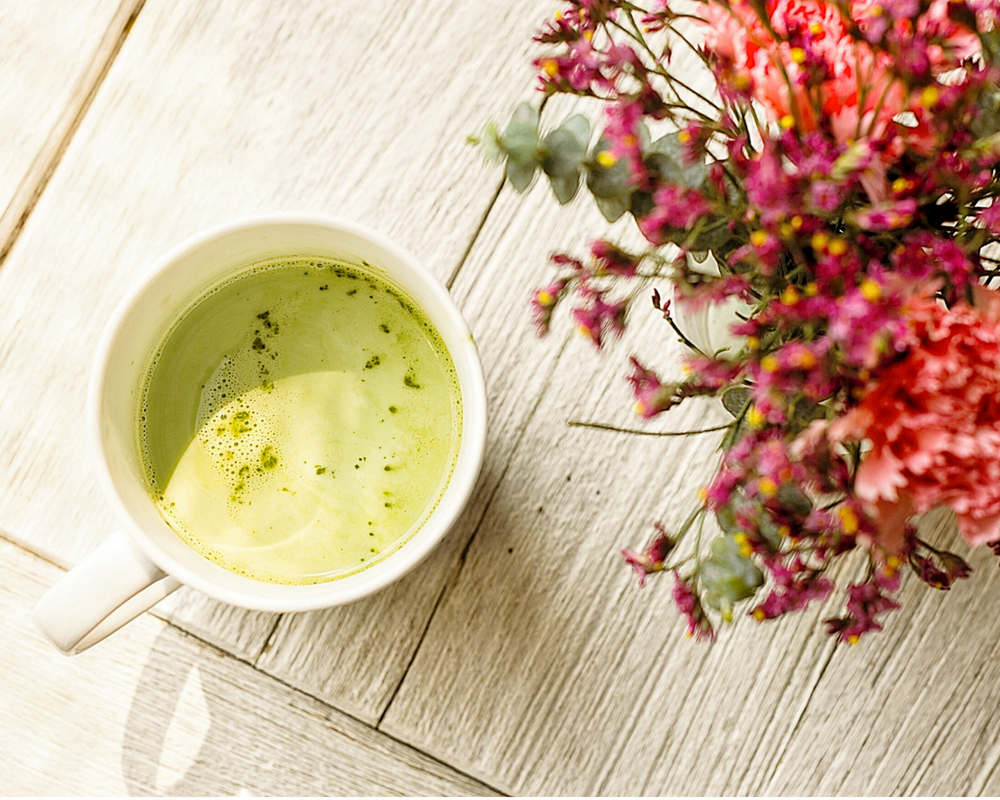 WHY MATCHA IS THE BOMB GLAMOR HIPPIE